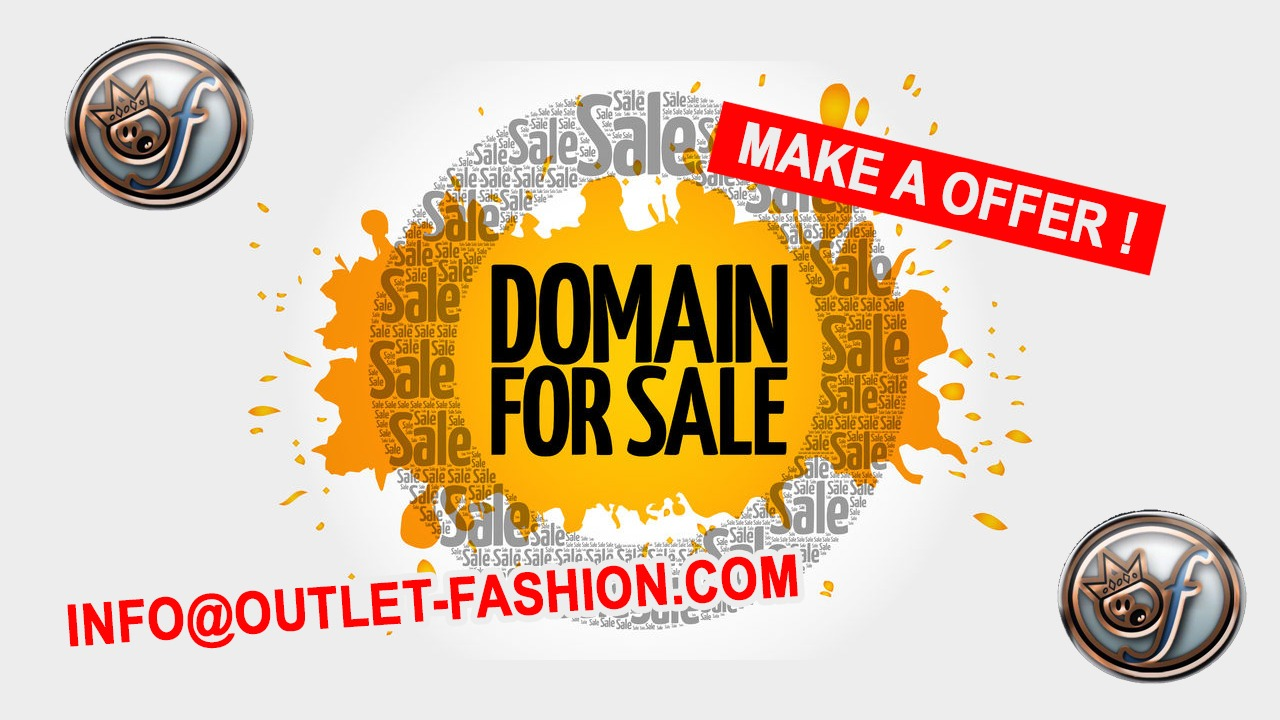 Domain for sale. Make an offer: info@outlet-fashion.com